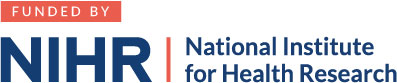 NIHR - National Institute for Health Research logo